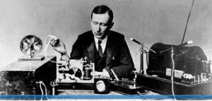 Grazie a Guglielmo Marconi
